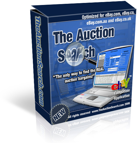 Auction Search Tool